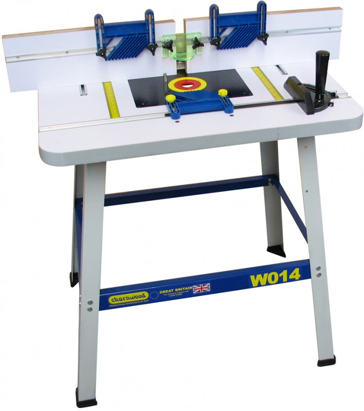 W014 Floorstanding Router Table