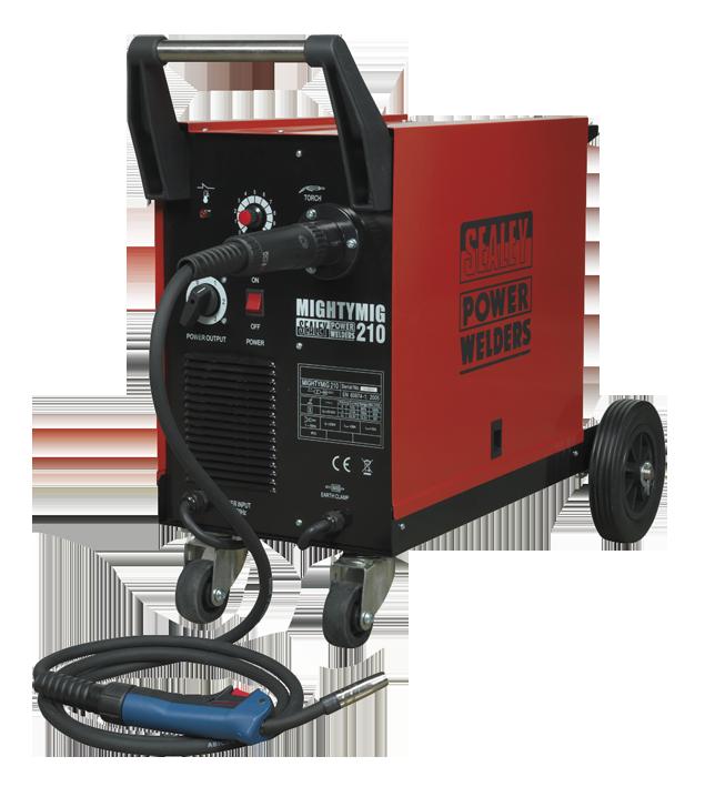Mightymig 210 Professional 210 Amp MIG Welder